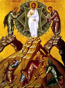 Icon of Transfiguration