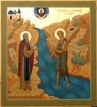posts-icon-st-mary-egypt-crossing-jordan-for-communion